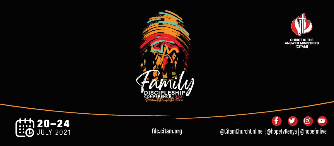 Family Discipleship Conference (FDC) 2021